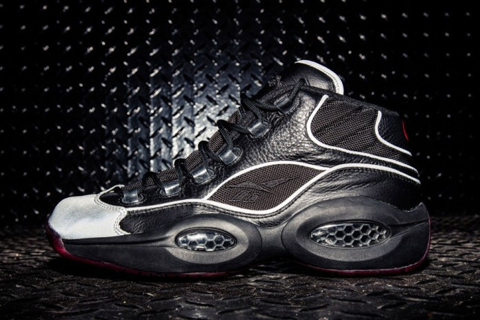 "This Reebok Question ""A5"" Pays Homage to the Unforgettable Ad Featuring Iverson & Jadakiss"