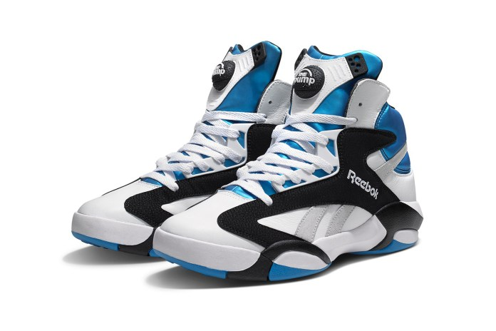 Reebok Is Bringing Back the Shaq Attaq in 2017