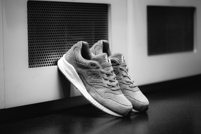 "Reigning Champ Joins Forces With New Balance for the 530 ""Gym Pack"" Collection"
