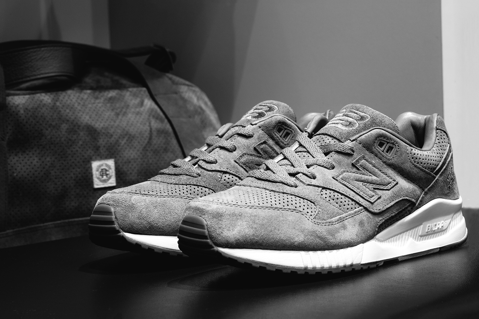 Reigning Champ Joins Forces With New Balance for the 530