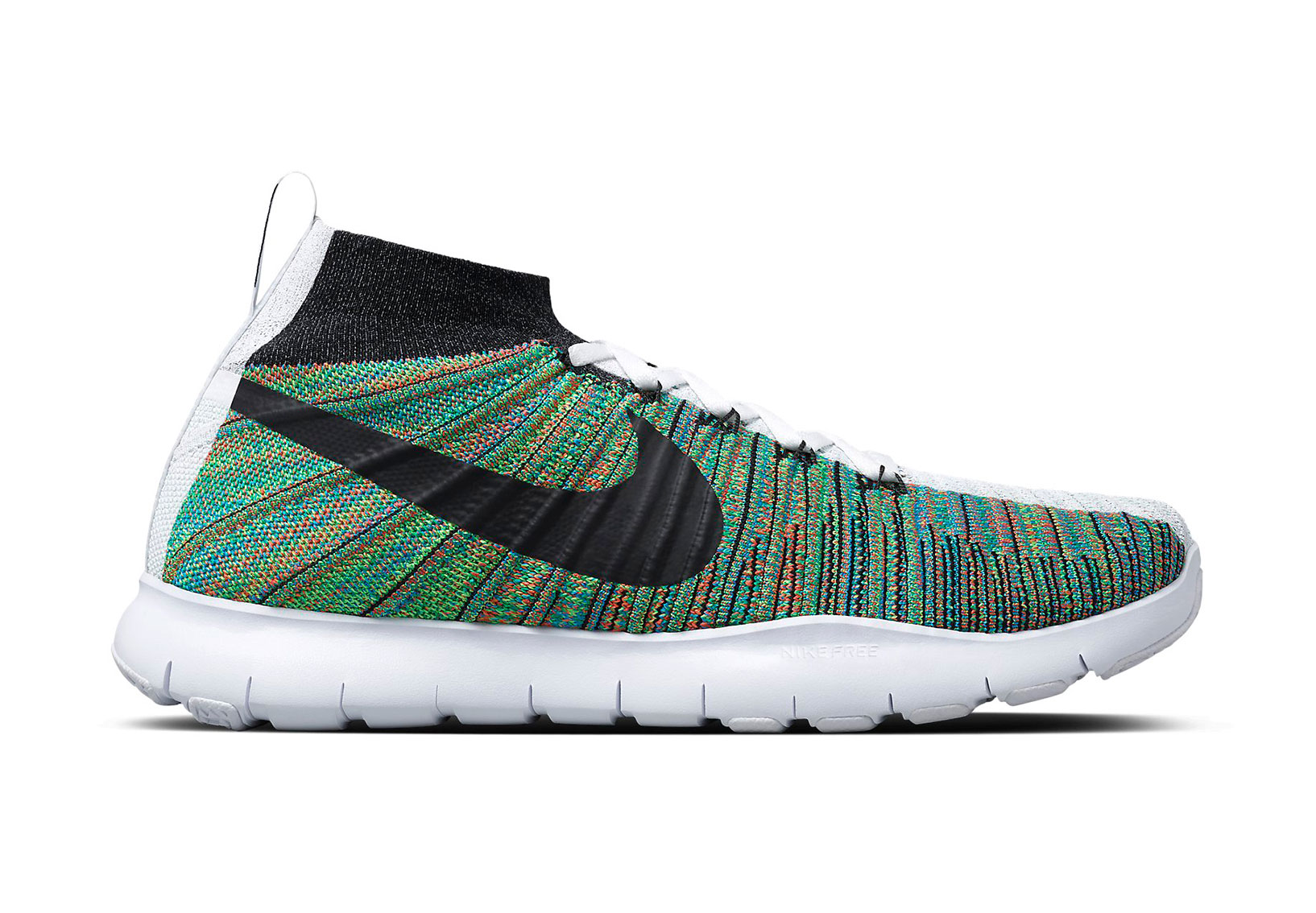 Riccardo Tisci Releases Two Multicolor Flyknit NikeLab Sneakers