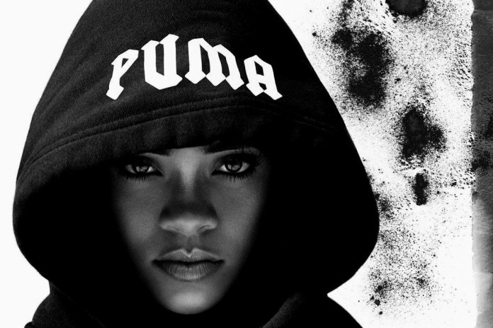 Rihanna's Debut FENTY x PUMA Collection Drops Next Month