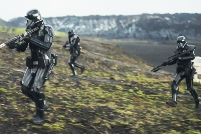 The International Trailer for 'Rogue One: A Star Wars Story' Gives Us More Jyn Erso and Death Troopers