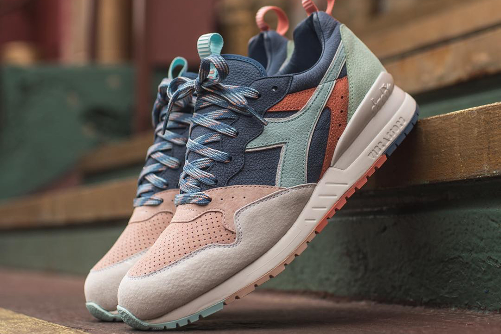 Ronnie Fieg Unveils New Collaboration With Diadora Through Instagram