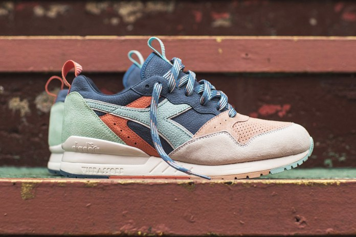 "Ronnie Fieg and Diadora Celebrate the Olympic Season With Their ""From Seoul to Rio"" Collaboration"