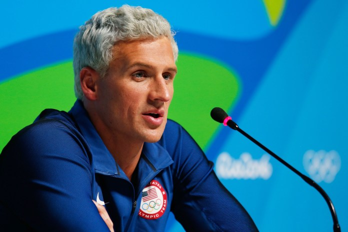 Ryan Lochte & Three Other U.S. Swimmers Reportedly Robbed at Gunpoint