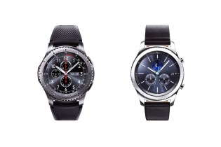 Samsung's Gear S3 Embraces a Traditional Timepiece Design