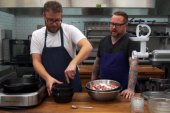 Learn How to Make a Sausage With Seth Rogen