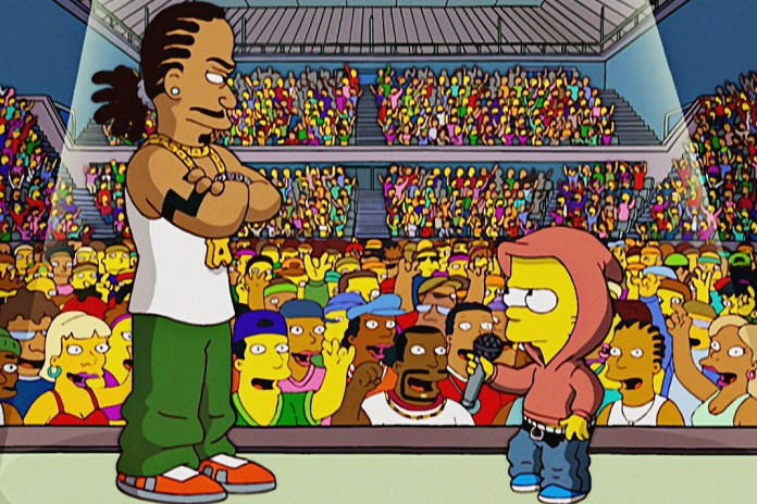 The Simpsons Will Air an Hour-Long Hip-Hop-Themed Episode