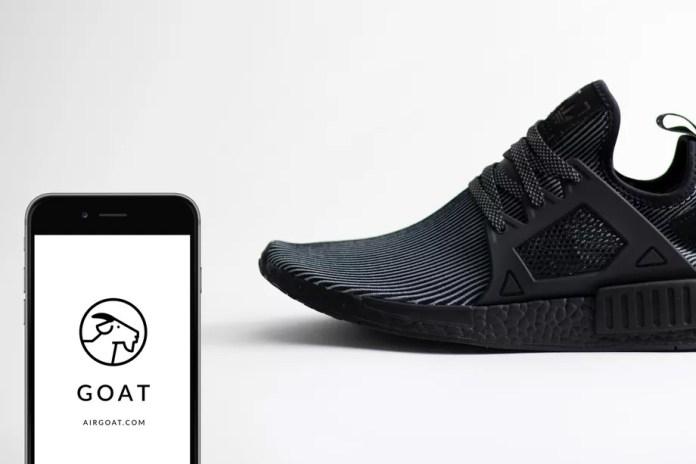Sneaker App GOAT Raises $5 Million USD Investment