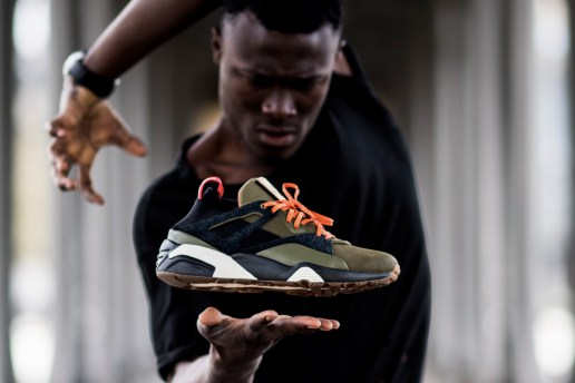 Sneakerness Gives the PUMA Blaze of Glory Sock a Parisian Makeover
