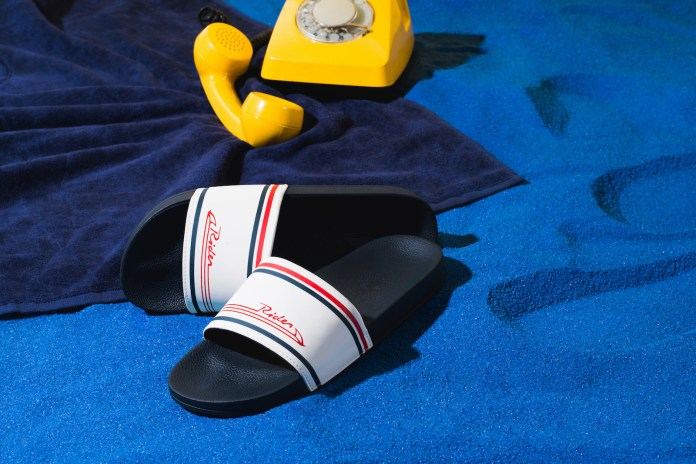 SneakersBR and Rider Team up on a Collection of Slides Inspired by Four Decades