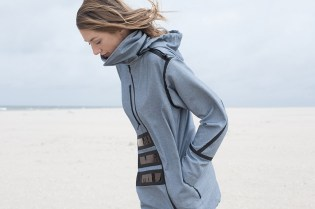 Pauline van Dongen Introduces a Solar-Powered Windbreaker