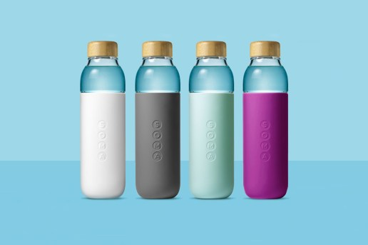 Soma Brings Elegance to Its New Bottle