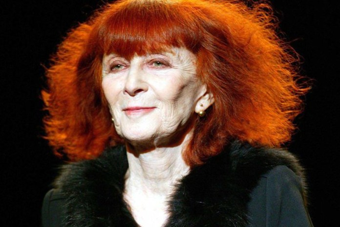 Sonia Rykiel Has Passed Away at 86