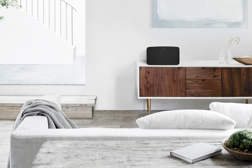 Sonos Is Teaming Up With Spotify & Amazon to Give Listeners Enhanced Control Options