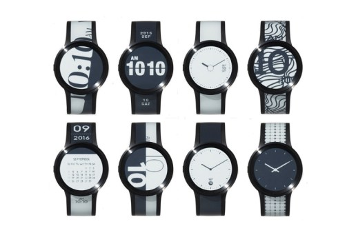 Sony Releases a Premium Version of the FES E-Paper Watch