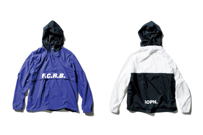 F.C.R.B.'s Second Drop for 2016 Fall/Winter Collection Sees More Sportswear Essentials