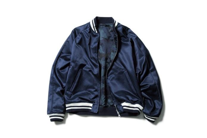 SOPHNET. and uniform experiment Deliver Wardrobe Essentials