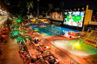 SPACES: Holland Heineken House at the 2016 Rio Olympic Games