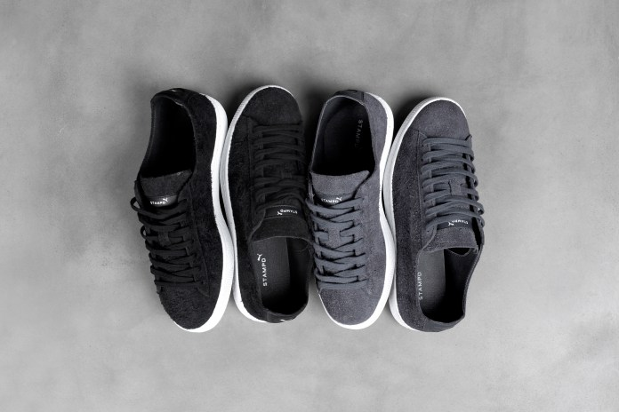 Stampd & PUMA Offer the States Model in Understated Monochrome Colorways