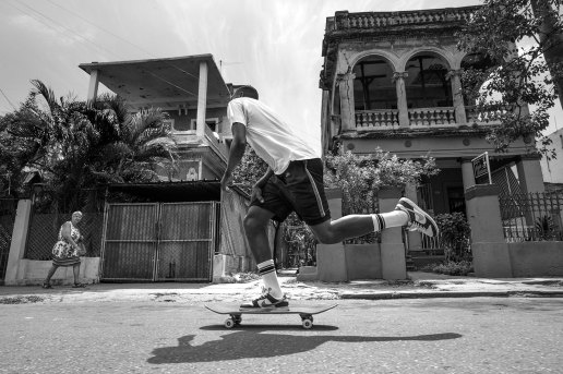 Stance Introduces Lucien Clarke to Punks & Poets Lineup With Cuba Lookbook