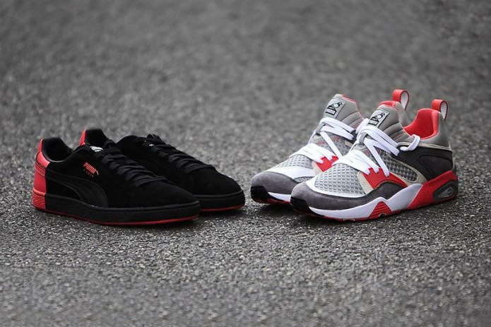 """jeffstaple Brings the """"Pigeon"""" Theme to This PUMA Sneaker Pack"""