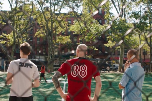 Watch Stone Island's Chinatown Invitational Soccer Film