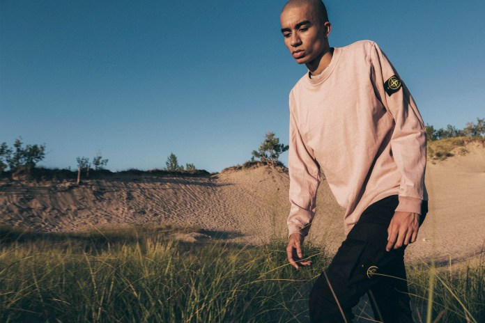 RSVP Gallery Highlights Stone Island in New Editorial