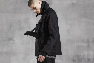 Stone Island's Shadow Project Goes Full Tilt for 2016 Fall/Winter