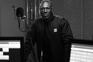 "Stormzy Introduces ""Brotherhood"" on Apple's Beats 1 Radio"