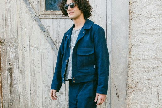 "STORY mfg. Unveils Its 2016 Fall/Winter ""Tulpa Trek"" Lookbook"