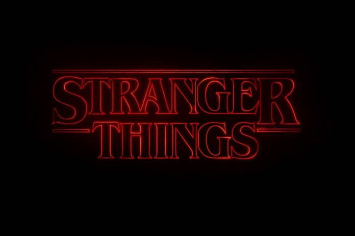 Learn the History Behind the 'Stranger Things' Title Font