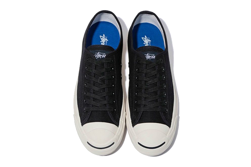 Stüssy & Converse Collaborate on a New Jack Purcell Silhouette