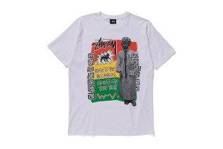 Stussy Releases a Nostalagic Range of Graphic Tees for Fall