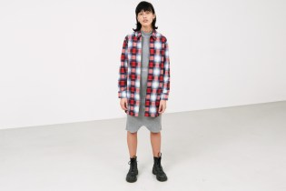 Stüssy's 2016 Fall Women's Collection References '90s Grunge