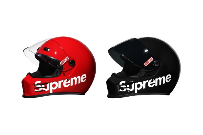 Supreme 2016 Fall/Winter Accessories