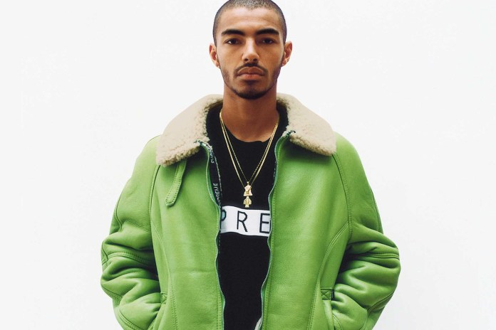 Supreme 2016 Fall/Winter Lookbook