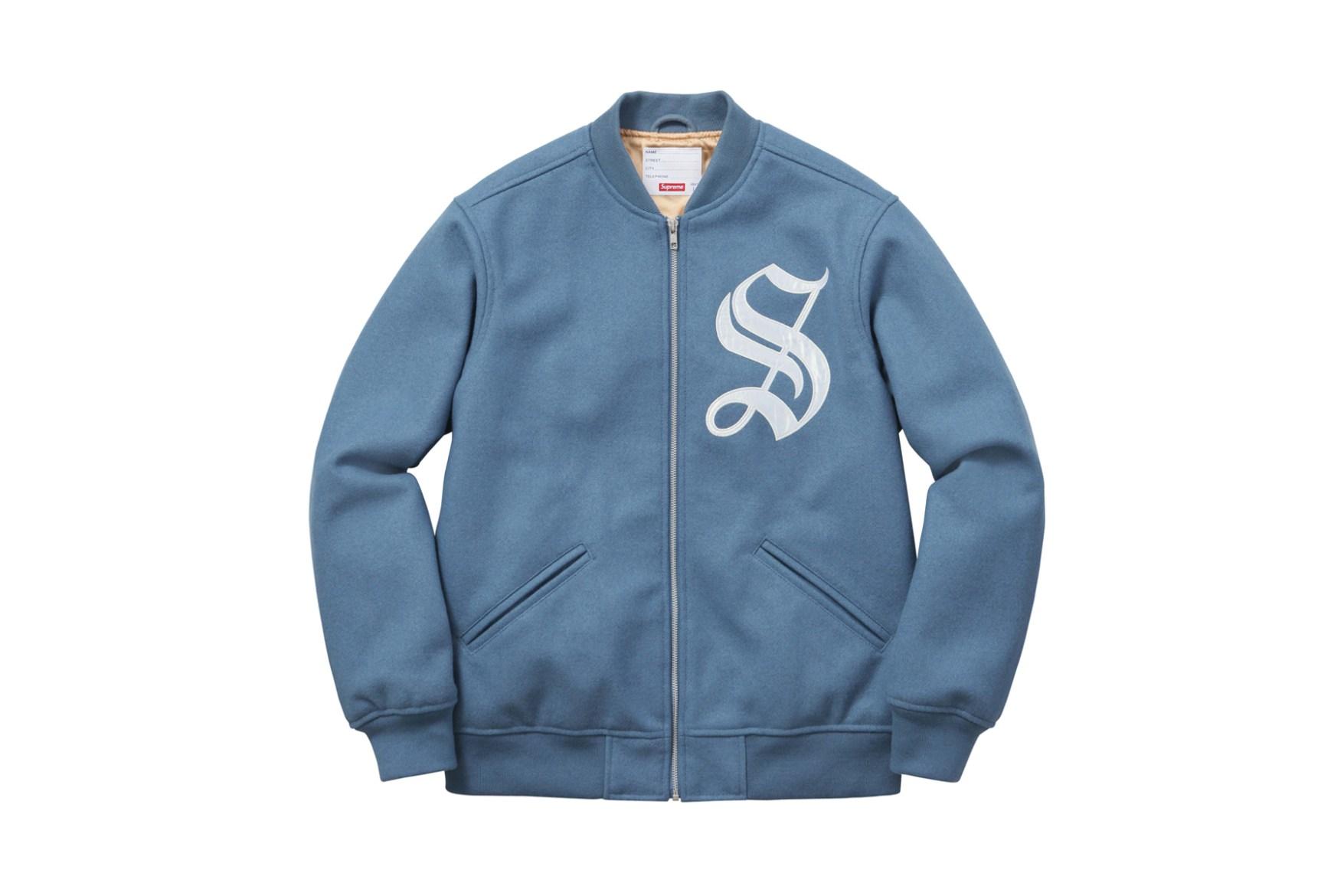 Supreme 2016 Fall/Winter Outerwear   HYPEBEAST