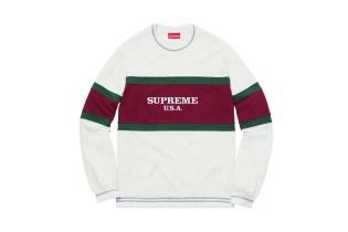Supreme 2016 Fall/Winter Sweats