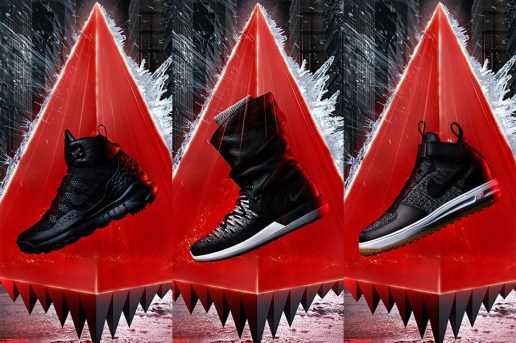 Nike Reveals Its 2016 Fall Sneakerboot Collection