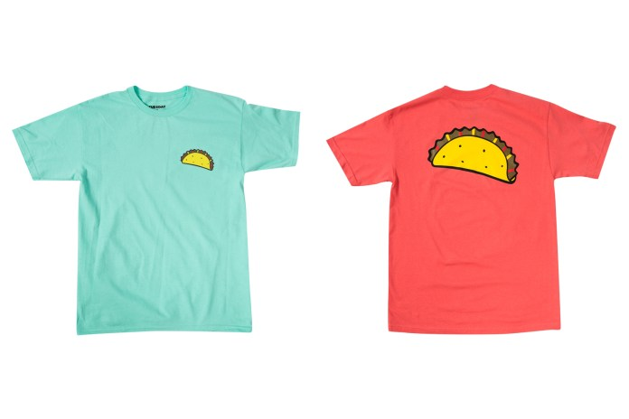 Taco and Jasper of Odd Future Debut Two New Clothing Brands