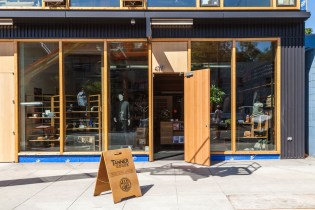 Tanner Goods Opens a Flagship in Its Hometown of Portland