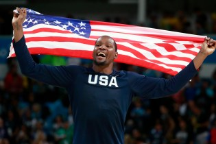 U.S. Men's Basketball Team Wins Gold at Olympics, Defeating Serbia