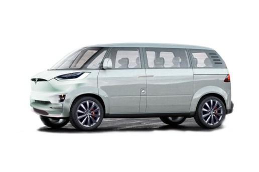 Tesla to Unveil a Volkswagen-Inspired Minibus