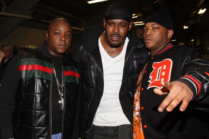 "The Lox and Rick Ross Collaborate on the Track ""Feel My Pain"""