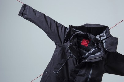 THE NORTH FACE RED 2016 Fall/Winter Collection