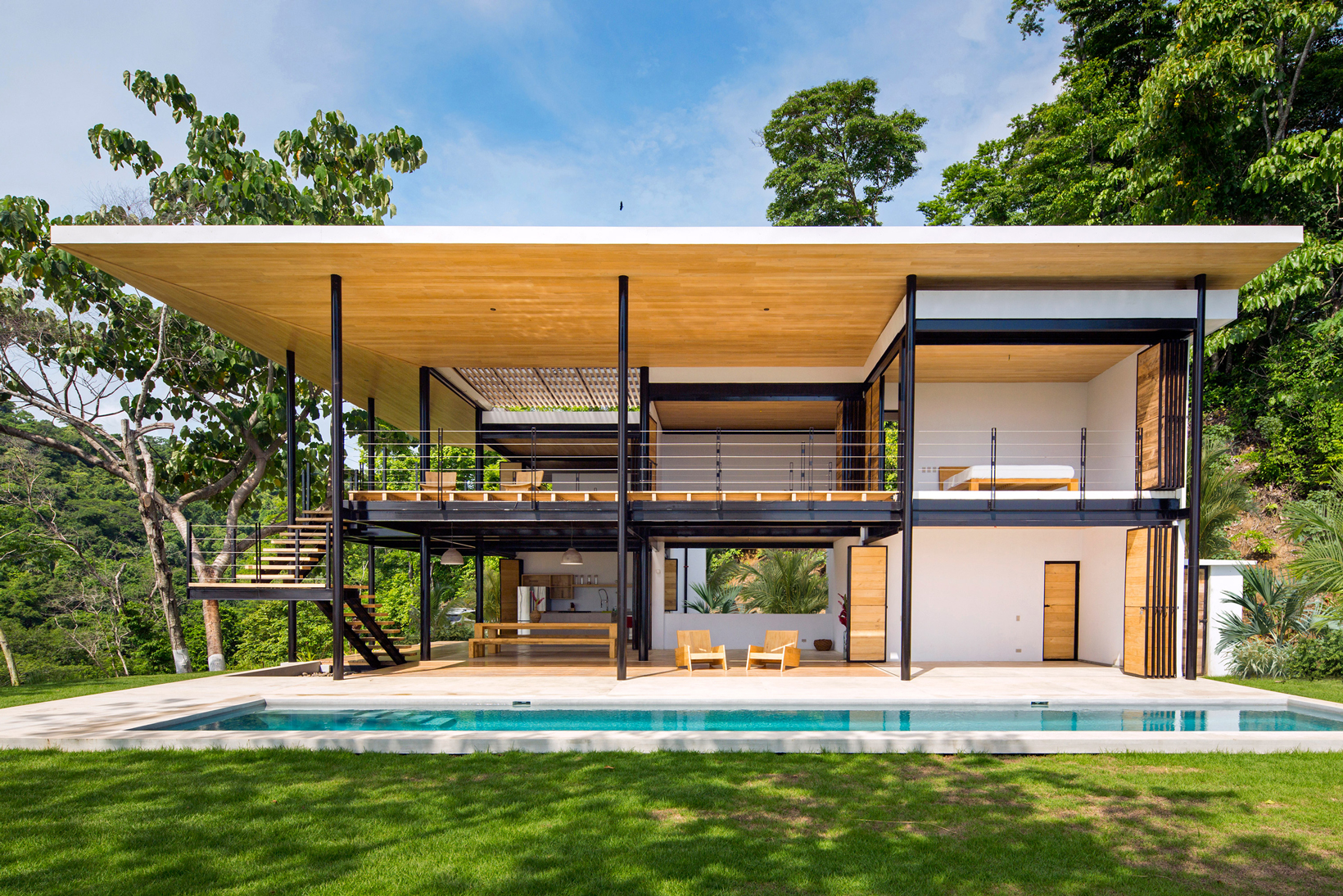 Find Your Dreamy Escape at the Ocean Eye House in Costa Rica