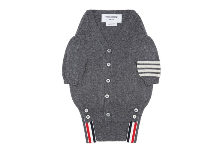 Thom Browne Releases Knitwear for Dogs