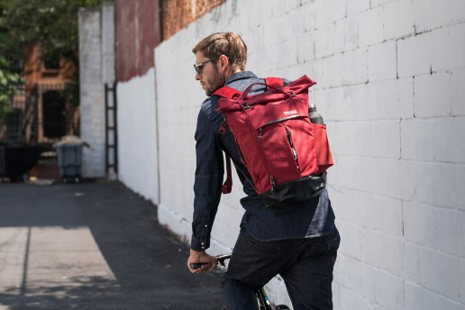 Thule's Paramount Backpack Is Designed With the Urban Commuter in Mind